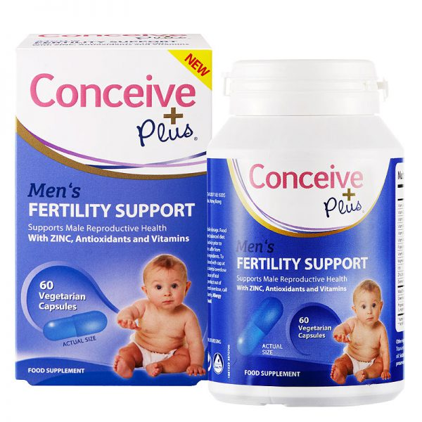 conceive_plus_fertility_support_men's_60_caps_UK